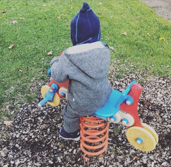 Quarantäne-Bescheid 5-Jährige